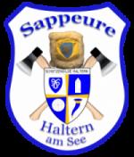 Sappeure Haltern am See Logo